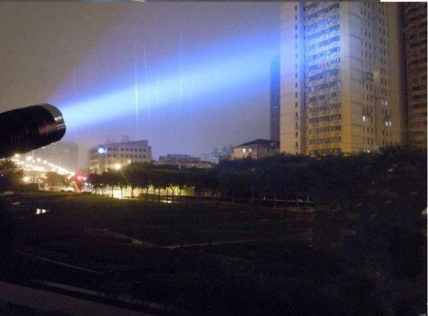 Фонарь UltraFire X8